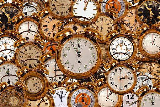 Clocks and More Clocks | Engaging With Aging